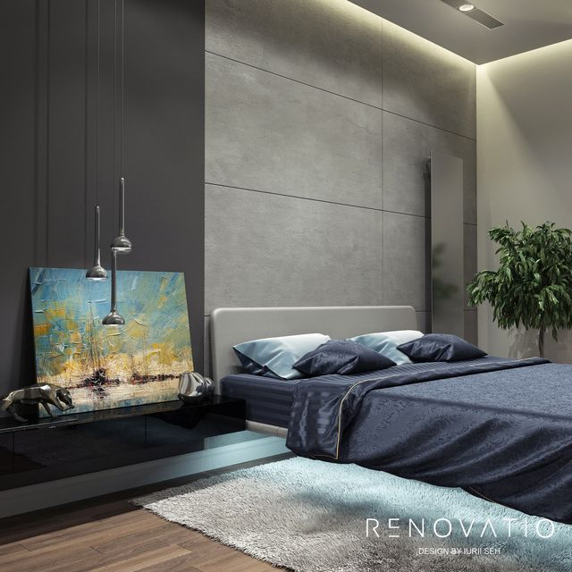 Design Projects - Apartments - Renaissance Residence Rc - A photo  7