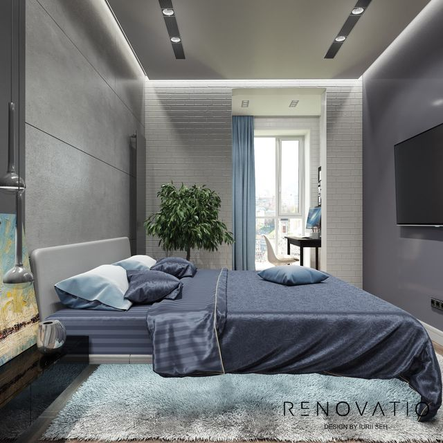 Design Projects - Apartments - Renaissance Residence Rc - A photo  8