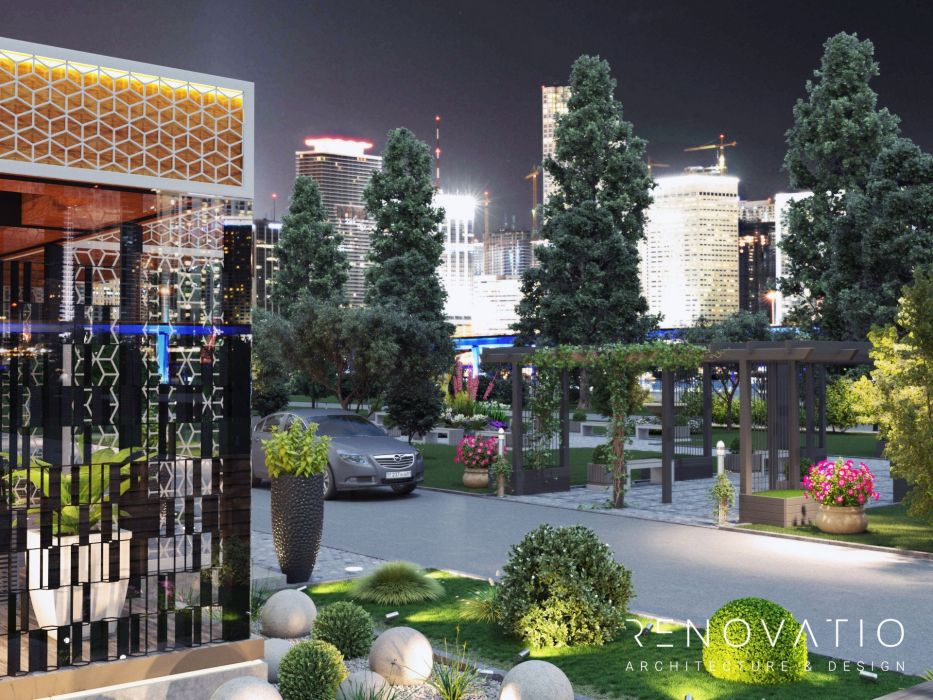 Design Projects - Cafes And Restaurants - At Astana River - A photo  9