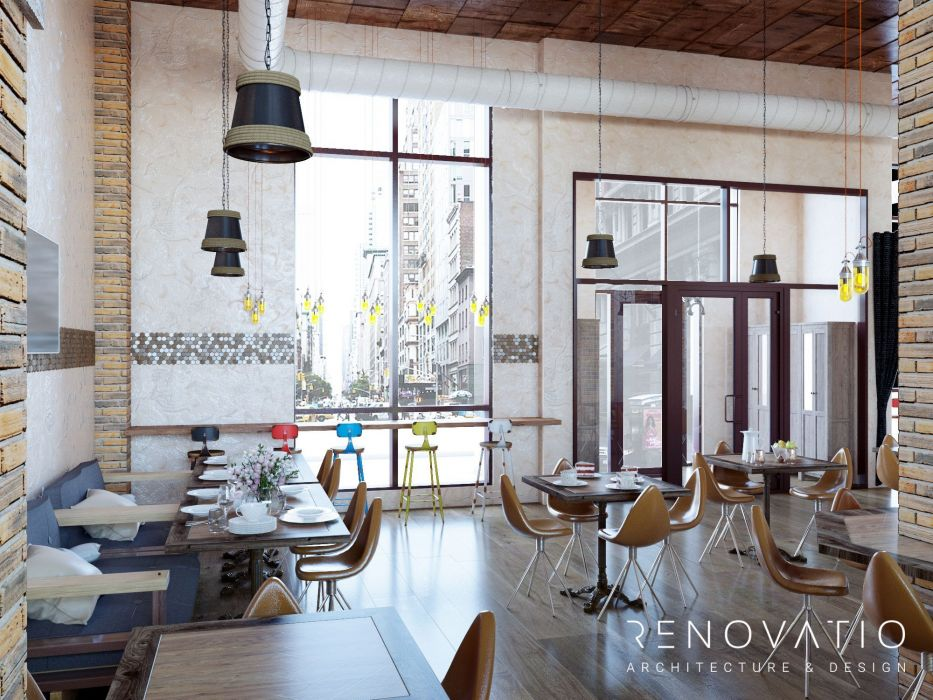 Design Projects - Cafes And Restaurants - 180 - A photo  7
