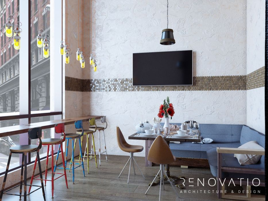 Design Projects - Cafes And Restaurants - 180 - A photo  8