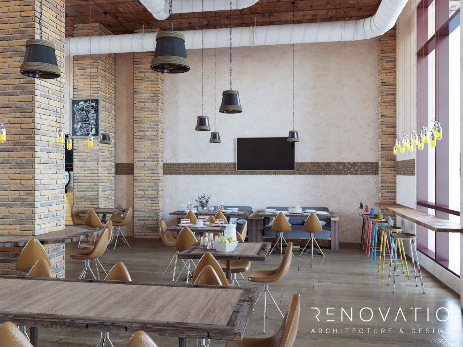 Design Projects - Cafes And Restaurants - 180 - A photo  1