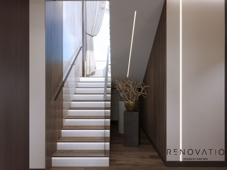 Design Projects - Houses And Cottages - House In Riviera Zoloche - A photo  25