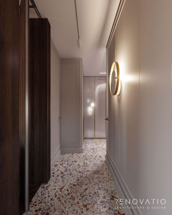 Design Projects - Apartments - Tetris Hall Rc - A photo  10