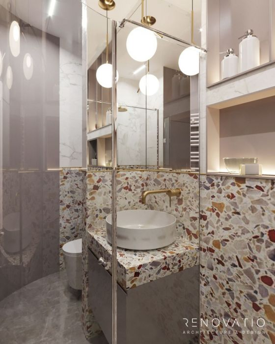 Design Projects - Apartments - Tetris Hall Rc - A photo  19