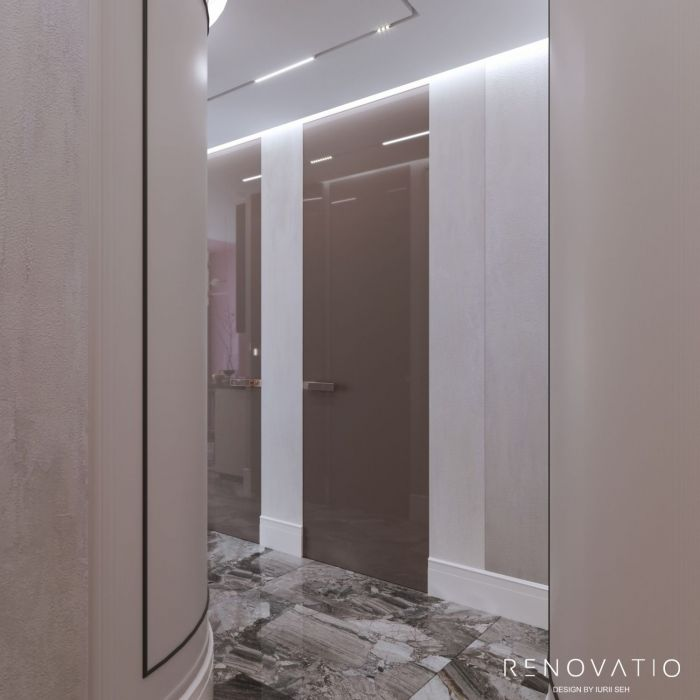 Design Projects - Apartments - Pechersk Plaza Rc - A photo  7