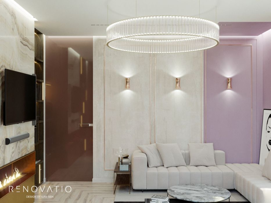 Design Projects - Apartments - Pechersk Plaza Rc - A photo  8