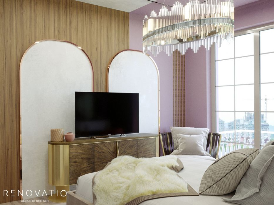 Design Projects - Apartments - Pechersk Plaza Rc - A photo  23