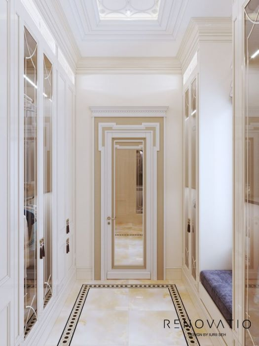 Design House Project in Neoclassical Style - Photo 17