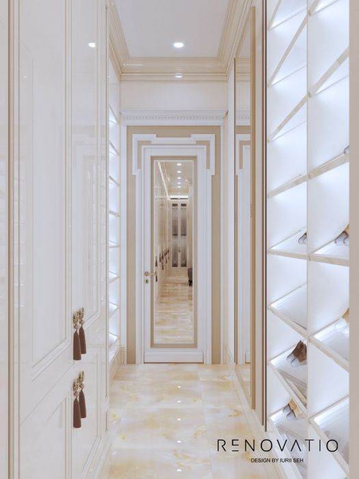 Design House Project in Neoclassical Style - Photo 19
