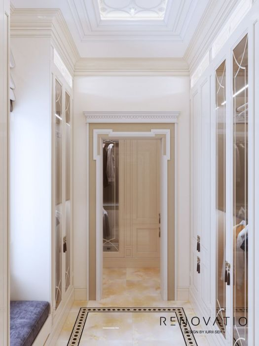 Design House Project in Neoclassical Style - Photo 20