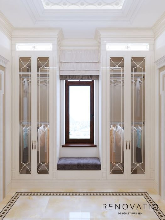 Design House Project in Neoclassical Style - Photo 21