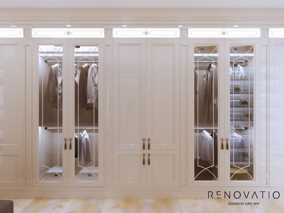 Design House Project in Neoclassical Style - Photo 23