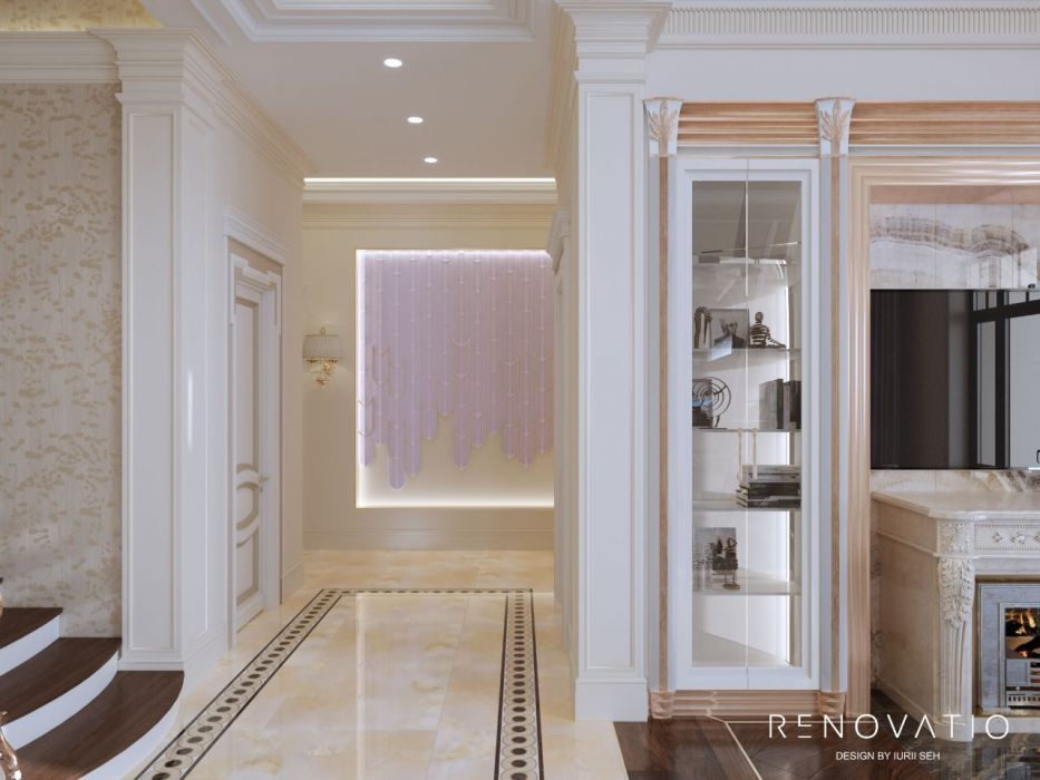 Design House Project in Neoclassical Style - Photo 5