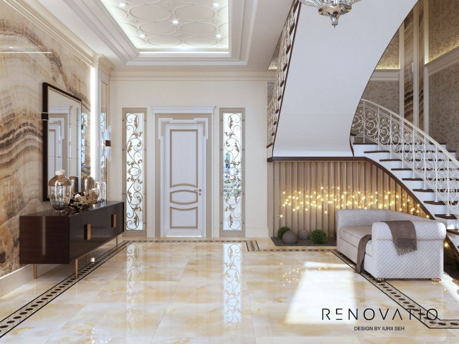 Design House Project in Neoclassical Style - Photo 13