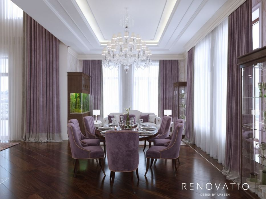 Design House Project in Neoclassical Style - Photo 8