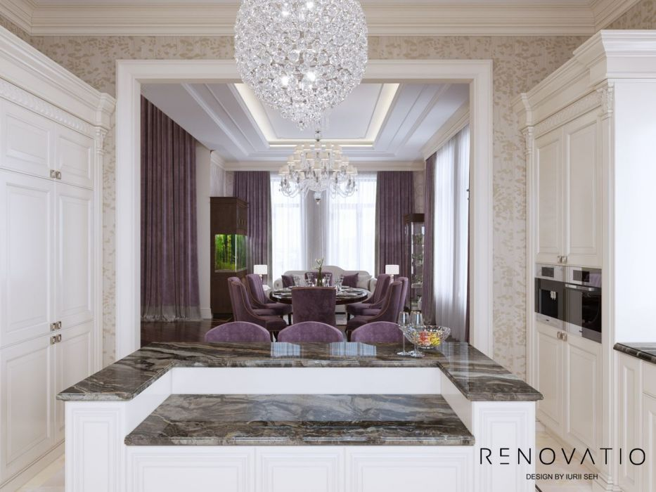 Design House Project in Neoclassical Style - Photo 12