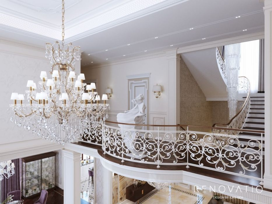 Design House Project in Neoclassical Style - Photo 26