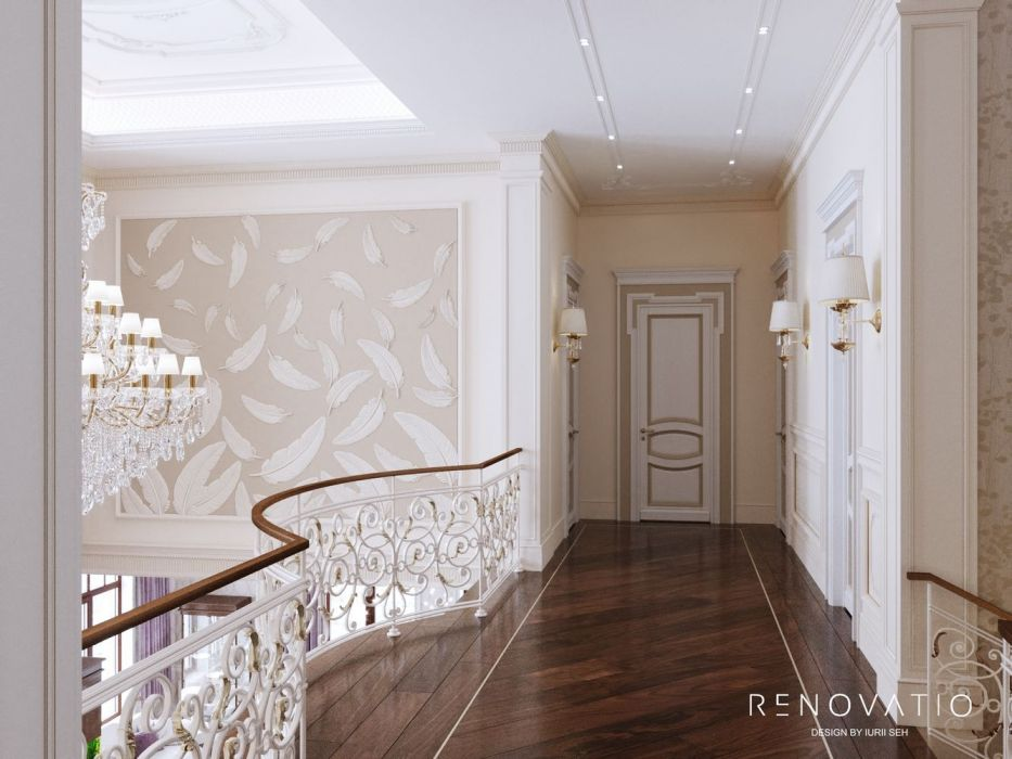 Design House Project in Neoclassical Style - Photo 27