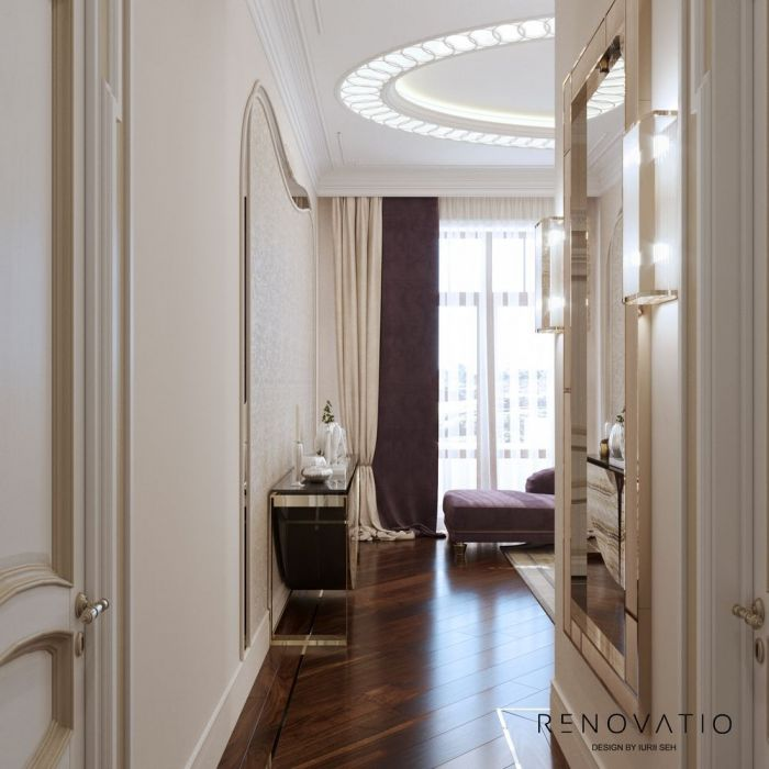 Design House Project in Neoclassical Style - Photo 28