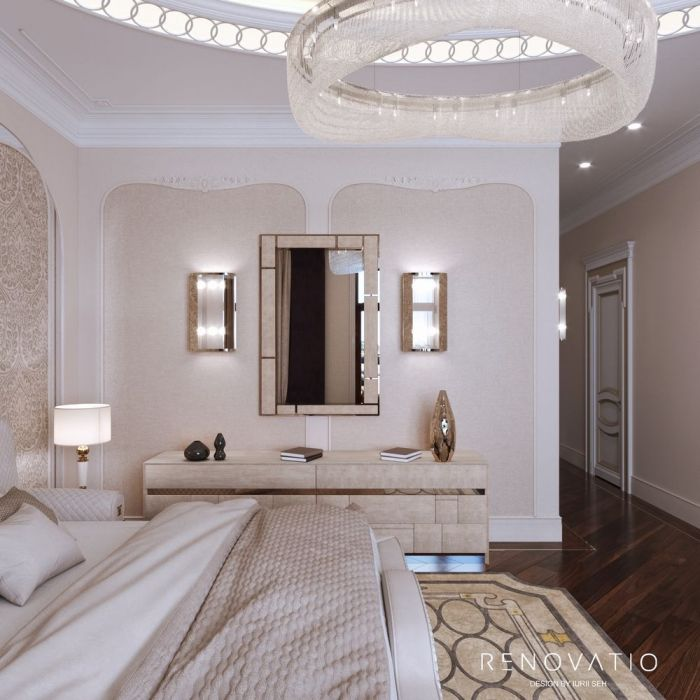 Design House Project in Neoclassical Style - Photo 31