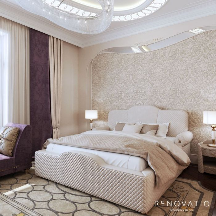 Design House Project in Neoclassical Style - Photo 30
