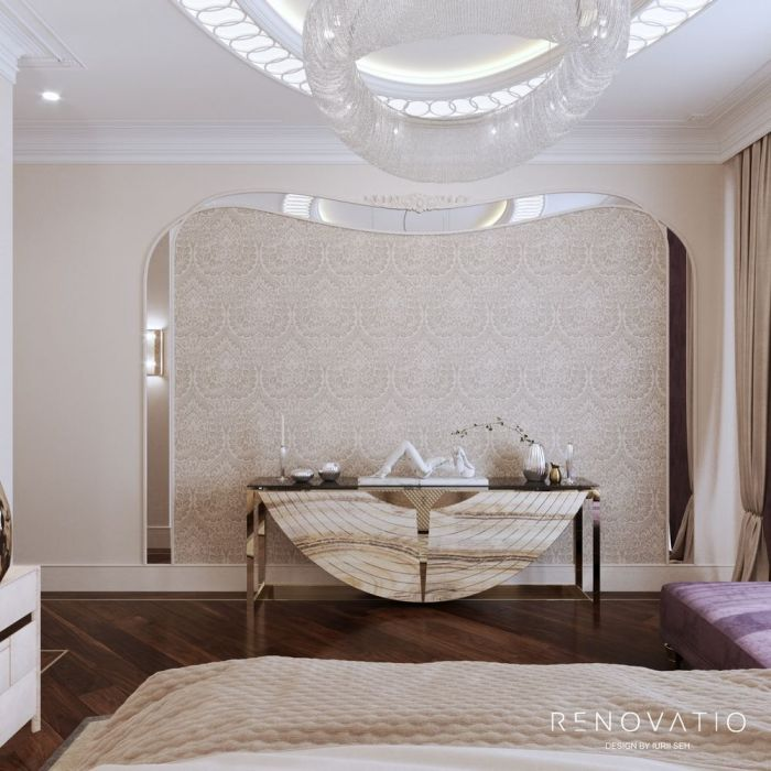 Design House Project in Neoclassical Style - Photo 32