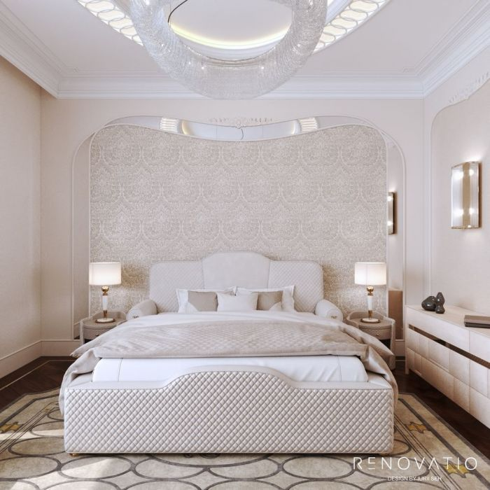 Design House Project in Neoclassical Style - Photo 29