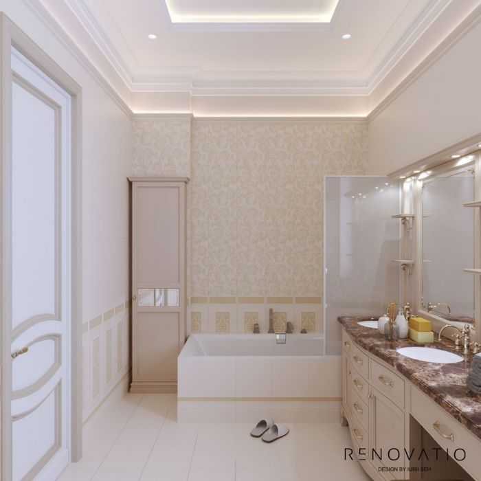 Design House Project in Neoclassical Style - Photo 38