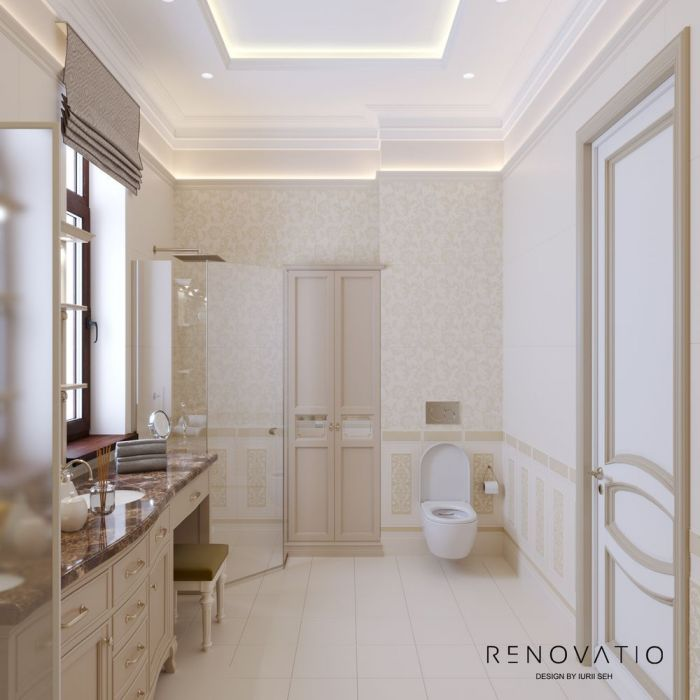 Design House Project in Neoclassical Style - Photo 39
