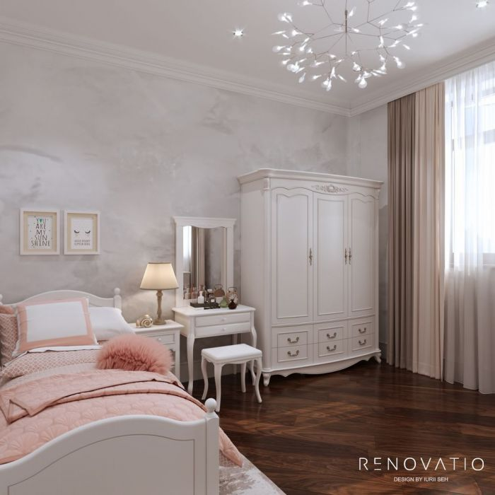 Design House Project in Neoclassical Style - Photo 40