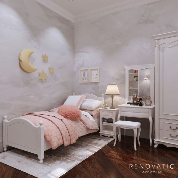Design House Project in Neoclassical Style - Photo 41