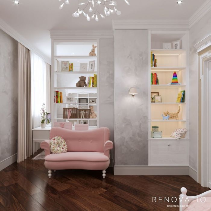 Design House Project in Neoclassical Style - Photo 42