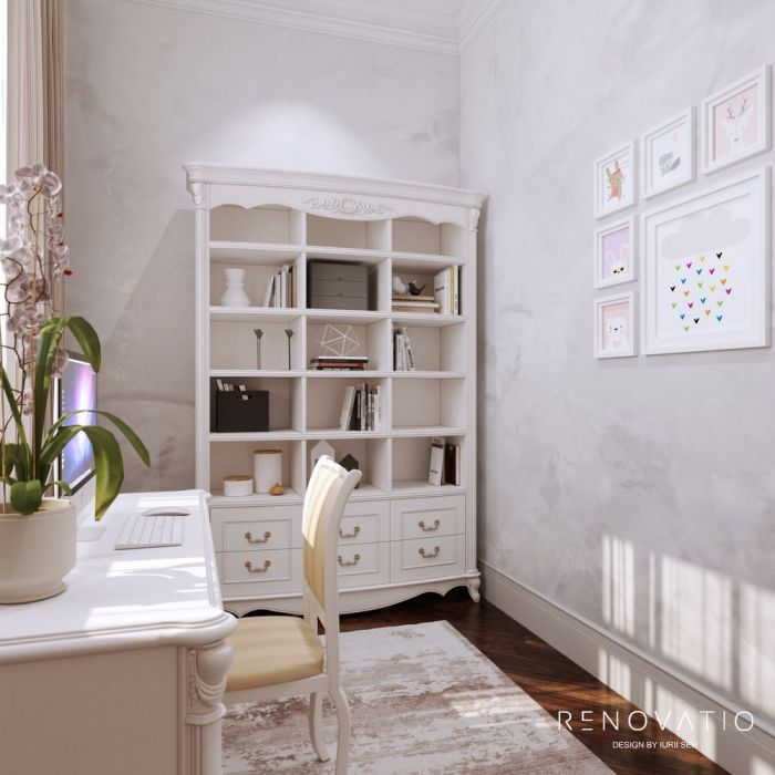 Design House Project in Neoclassical Style - Photo 43