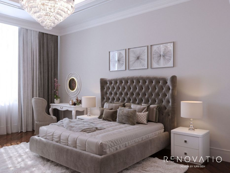 Design House Project in Neoclassical Style - Photo 51