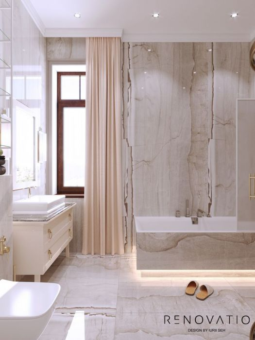 Design House Project in Neoclassical Style - Photo 61