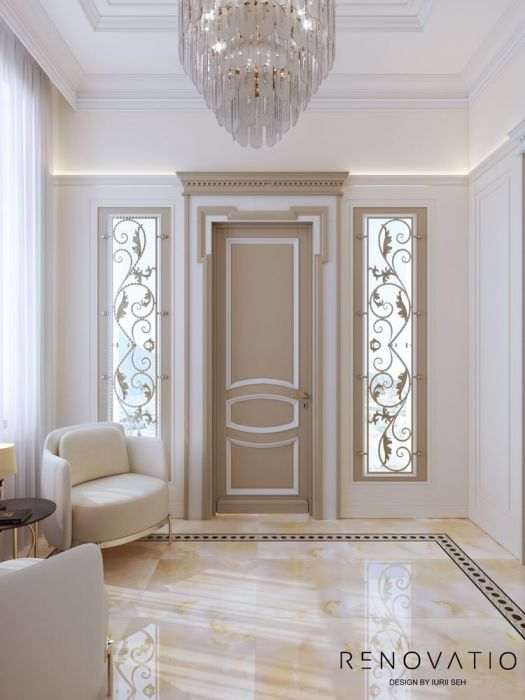 Design House Project in Neoclassical Style - Photo 15