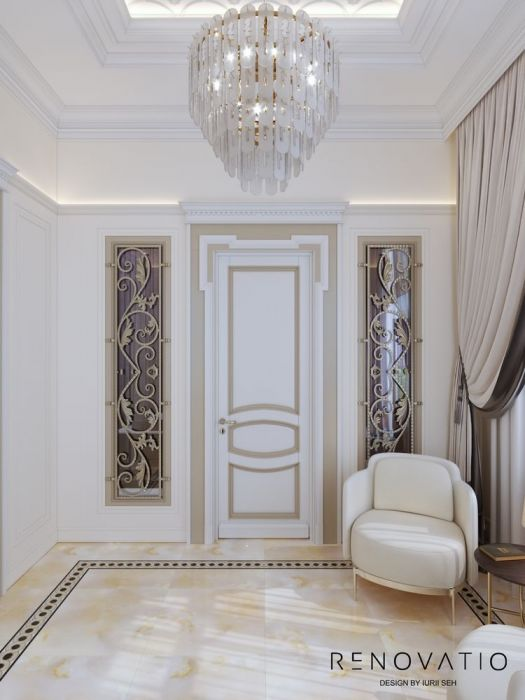 Design House Project in Neoclassical Style - Photo 16