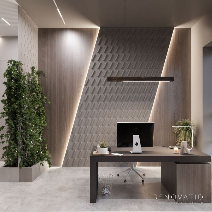 Design Projects - Offices - Office Time - A photo  11