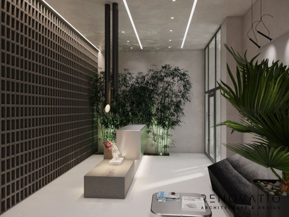Design Projects - Offices - Office Time - A photo  29