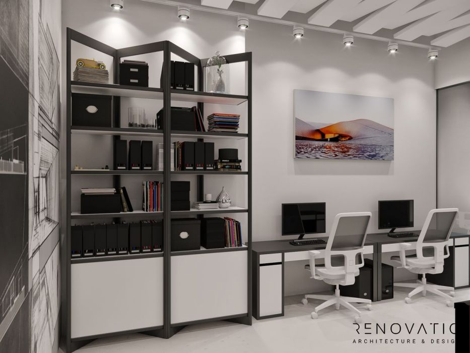 Design Projects - Offices - Office Time - A photo  31