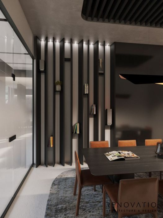 Design Projects - Offices - Office Time - A photo  36
