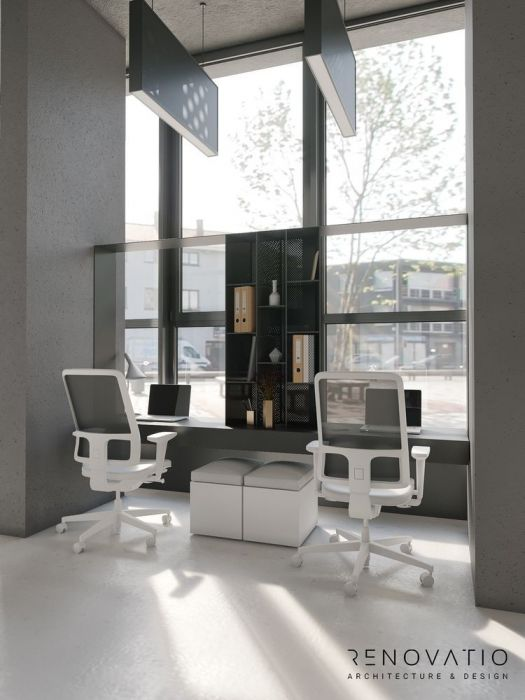 Design Projects - Offices - Office Time - A photo  38