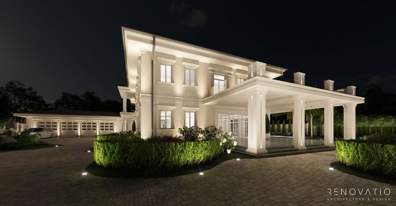 Design Projects - Facades - House - A photo  8