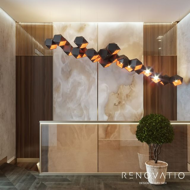 Design Projects - Apartments - Autograph Residential Complex  - A photo  16