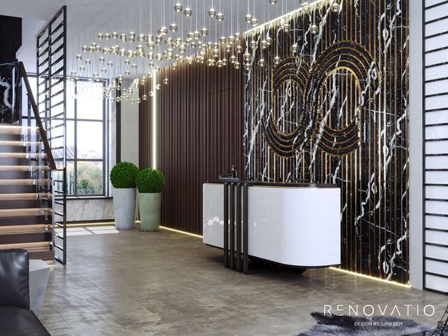 Design Projects - Offices - Office At Zhylianska Str. - A photo  1