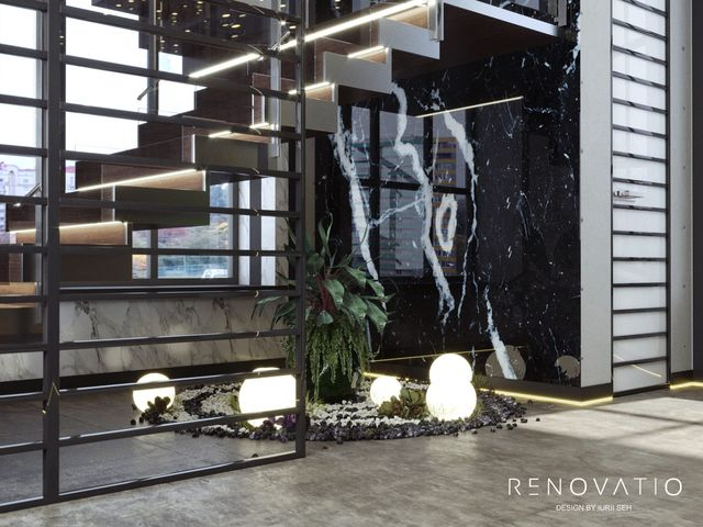 Design Projects - Offices - Office At Zhylianska Str. - A photo  4