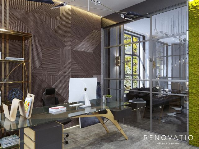 Design Projects - Offices - Office At Zhylianska Str. - A photo  8
