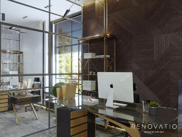 Design Projects - Offices - Office At Zhylianska Str. - A photo  9