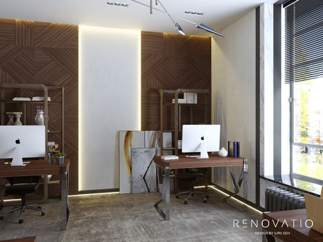 Design Projects - Offices - Office At Zhylianska Str. - A photo  10